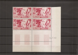 Inde - UPU ( PA 21 En Coin Daté XXX -MNH) - India (1892-1954)