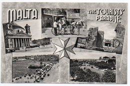 MALTA - THE TOURISTS' PARADISE - Malta
