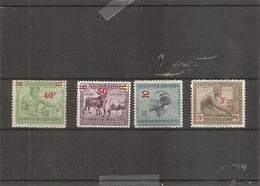 Congo Belge ( 159/161A XXX -MNh) - 1923-44: Neufs
