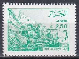 Algerien Algeria 1989, Ansichten Landschaften Landescape Bauwerke Buildings Moscheen Mosque El Djadid, Mi. 982 ** - Algerien (1962-...)