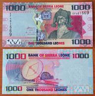 Sierra Leone 1000 Leones 2013 UNC - Sierra Leona