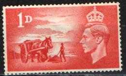 GRAN BRETAGNA - 1948 - 3° ANNIVERSARIO DELLA LIBERAZIONE DELLE ISOLE DI JERSEY E GUERNSEY - USATO - Usati