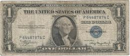Estados Unidos - United States 1 Dollar 1935A Pick 416a Ref 1 - Billetes De Estados Unidos (1862-1923)