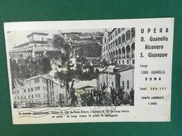 Cartolina Roma - Ricovero S.Giuseppe - 1945 - Cartoline