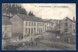 Warmifontaine (Neufchâteau). Rue Vers Neufchâteau. ( Rue Des Vannettes). Enfants. - Neufchâteau