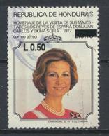 °°° HONDURAS - REINE SOPHIA - 1977 °°° - Honduras