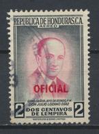 °°° HONDURAS - Y&T N°41 PA SERV. OFICIAL - 1956 °°° - Honduras
