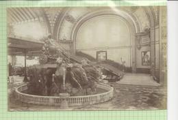 Photograph(18.5x12cm) Exposition Universelle De 1889 * Fontaine De Bronze Par Bartholdi - Photographs