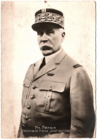 CPSM Le Maréchal PETAIN, Maréchal De France, Chef De L'Etat Français. Deuxième Guerre Mondiale WW2 - Hommes Politiques & Militaires