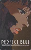 Télécarte Japon / 110-016 - MANGA - PERFECT BLUE By SATSHI KON -  ANIME Japan Phonecard - 10178 - Comics