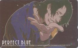 Télécarte Japon / 110-016 - MANGA - PERFECT BLUE By SATSHI KON -  ANIME Japan Phonecard - 10179 - Comics