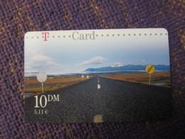 T-card, Road,mint Expired - GSM, Cartes Prepayées & Recharges