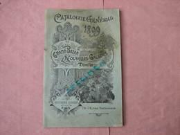 TOURS 1899 Nouvelles Galeries Catalogue Général 96 Pages 16X24 Très Interessant - Droguerie & Parfumerie
