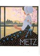 Metz A Pellon CPM Ou CPSM - Metz