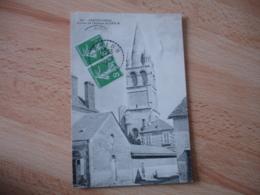 Brion Facteur Boitier Obliteration Sur Lettre - Poststempel (Briefe)