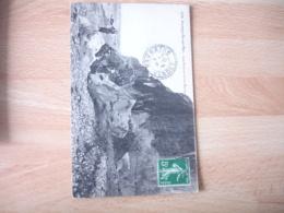 Barbatre Cachet Perle Facteur Boitier Obliteration Sur  Lettre - Poststempel (Briefe)