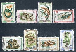 Congo 1971. Yvert 289-96 ** MNH. - Congo - Brazzaville