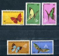 Congo 1971. Yvert 303-07 ** MNH. - Congo - Brazzaville