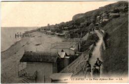 6ZG  843 CPA - LE HAVRE - LA PENTE ALPHONSE KAAR - Le Havre