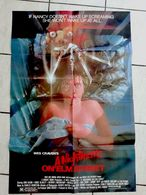 NIGHTMARE ON ELM STREET (W Craven/1984) US POSTER 1-Sh 27x41 - Posters