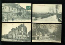 Lot De 40 Cartes Postales De France  Haute - Saône  Lot Van 40 Postkaarten Van Frankrijk ( 70 ) - 40 Scans - Cartes Postales