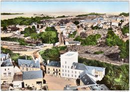 EN AVION AU DESSUS DE BOISSY L'AILLERIE LE MOULIN DE BOISSY 1964 - Boissy-l'Aillerie