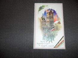 Guerre ( 339 ) Lyck 1915 Oorlog   - Hold To Light Tenir à La Lumière Durchscheinend - Carte Allemand Kriegspostkarte - Contre La Lumière