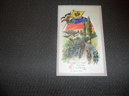 Guerre ( 343 )  Lemberg 1915 Oorlog - Hold To Light Tenir à La Lumière Durchscheinend - Carte Allemand Kriegspostkarte - Hold To Light