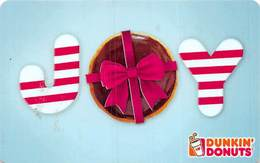 Dunkin Donuts Gift Card Copyright 2013 - Gift Cards