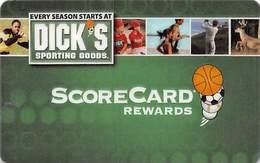 Dick's Sporting Goods ScoreCard Rewards Card - Gift Cards