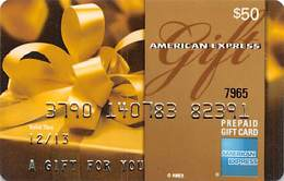 $50 Generic American Express Gift Card - Gift Cards