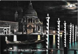 VENEZIA VENISE - Chiesa Della Salute - Notturno - Venetië (Venice)