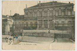 00828 - CHARENTE - ANGOULEME - La Préfecture - Angouleme