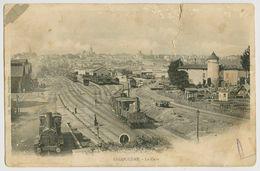 00836 - CHARENTE - ANGOULEME - La Gare - Angouleme