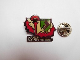 Beau Pin's , Football , AS Nancy Lorraine - ASSE Saint Etienne - Football