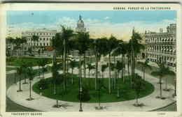 CUBA - HABANA - FRATERNITU SQUARE - EDIT C. JORDI 1920s (BG1760) - Cuba