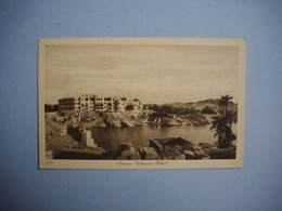 ASSOUAN  -  ( Syene )  Cataract Hôtel  -  EGYPTE  -  EGYPT  - - Assuan