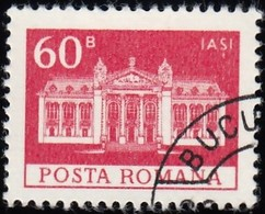 ROMANIA - Scott #2457 National Theater (*) / Used Stamp - 1948-.... Republics