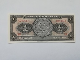 MESSICO 1 PESO 1970 - Messico