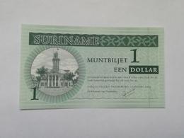 SURINAME 1 DOLLAR 2004 - Suriname