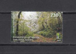 Armenia Armenien MNH** 2018 RSS Reserves Shikahogh Syunik Mount Khushtup Nature Mi 1080 - Arménie