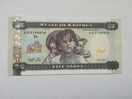 ERITREA 5 NAKFA 1997 - Eritrea