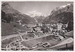 26607 - ENGELBERG, Alpines Sonn Und Schwimmbad -512 Walter Kuster - 1956 Piscine Montagne - OW Obwald