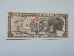 BRASILE 5 CRUZEIROS 1961 - Brasile