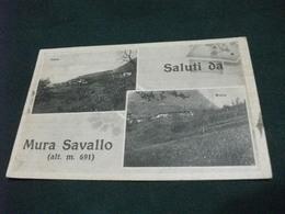 SALUTI DA MURA SAVALLO POSICO OLZATE VEDUTE BRESCIA LOMBARDIA ITALIA - Greetings From...