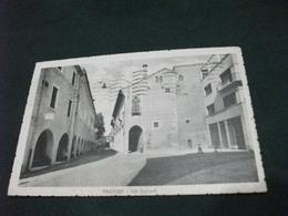 TREVISO VIA CANOVA BAMBINO SU BICICLETTA - Treviso