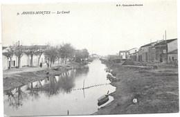 Aigues-Mortes NA1: Le Canal - Aigues-Mortes