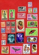 Lot De 26 Timbres REPUBLIQUE TOGOLAISE TOGO Neufs Xx - Collections (sans Albums)