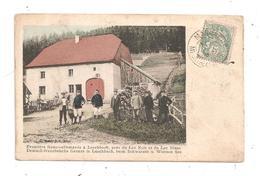Luschbach-Frontière Franco-Allemande-(C.8889) - Douane