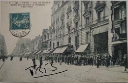 CPA-B074 - PARIS - RUE DE FLANDRE - FELIX POTIN - SORTIE DES BUREAUX ET MAGASINS - Autres